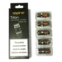 Aspire Triton/Atlantis...