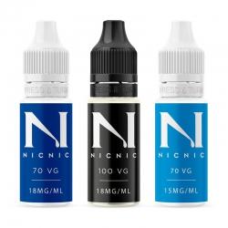 NicNic 10ml Nicotine Shots