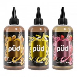 PUD 400ml Shortfill