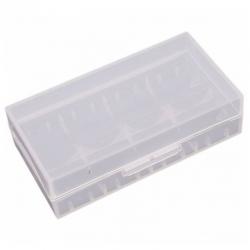 18650 Plastic Carry Case