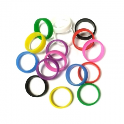 Silicone Vape Bands 7mm x 20mm