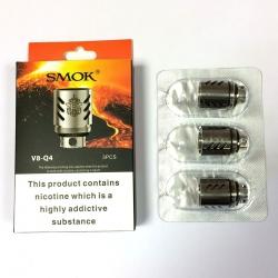 Smok V8-Q4 Coils (3-Pack)